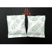 Electrical Mildew Resistant Silica Gel Desiccant 30g Halogen Free Tyvek Silica Manufactures