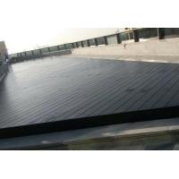 Anti UV Swimming Pool WPC Deck Flooring  , Grey Composite Decking Manufactures