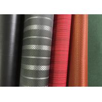 Outdoor Tent PU Coated Polyester Fabric Woven Water Resistance Manufactures