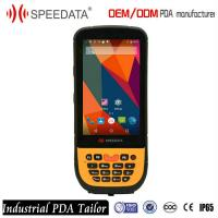 Buy cheap 1D Wireless Handheld Industrial PDA Barcode Scanner Android 4.5 Inch Display from wholesalers
