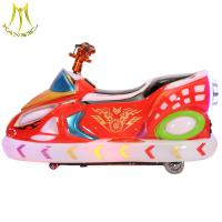China Hansel battery operated entertainment ride on car kids motorcycle electric for sale on sale