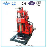 GXY-1A Exploration Drilling Rig , Core Drilling Equipment For Mountain Areas Manufactures