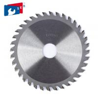 China Wood Cutting TCT Circular Saw Blade with Polish Surface Treatment on sale