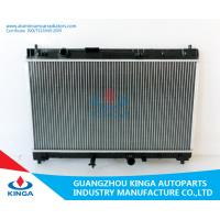 YARIS 07 Toyota Radiator 16400 - 21310 Aluminum Core Auto Cooling Parts Manufactures