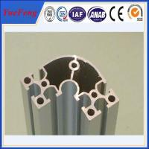 Quality electrophoretic aluminum profile manufacturer OEM aluminium t-slot extrusion profiles for sale