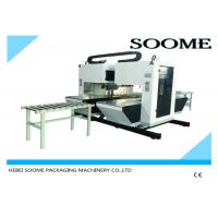 Automatic Strapping Corrugated Box Machine 380V 2.75 KW 1300/1500 Type Manufactures