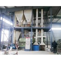 China Turnkey Project animal feed pellet plant animal feed processing line for cow pig chicken on sale