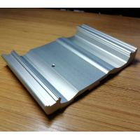 Good quality silver anodized extruded machined aluminum component aluminum machining Manufactures
