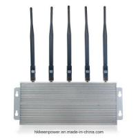 10W WiFi Jammer with Cooling Fan Inside Manufactures