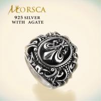 Morsca 925 Sterling Silver Gemstone Rings Manufactures