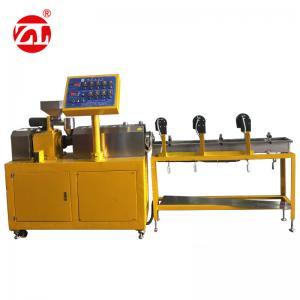 Lab Twin Screw Rubber Testing Machine Plastic Extruder Machine Manufactures