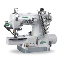 China Direct Drive Cylinder Bed Interlock Sewing Machine with Top and Bottom Thread Trimmer FX60 on sale