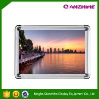 A1 A2 A3 A4 A5 Aluminum Snap Frame ,high quality wall mounted snap frame banner Manufactures