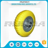 """Slip Resistant Foam Filled Tractor Tires 0.6mm Rim Thickness 8""""X2.50-4 OEM Manufactures"""