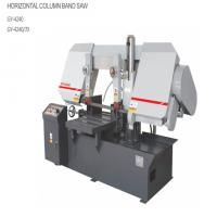 High Precision Semi Automatic Bandsaw Machine With Vibration Resistance