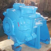 China 6 Inch Filter Press Feed Heavy Duty Centrifugal Pump With CE Certificate on sale