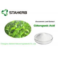 Antiphlogistic Pure Natural Plant Extracts Eucommia Extract Chlorogenic acid 5%-98% Manufactures