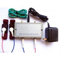 110V / 220V  ESD Wrist Strap On Line Monitor Dual Straps Supported Power Adaptor Included Manufactures