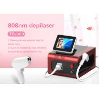 China Home Use Depilazer Laser Diode 808nm Hair Removal Machine / Laser Epilation Equipment on sale
