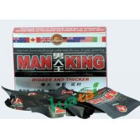 Safe Sex Man King Male Enhancement With Concentrated Natural Botanic Herbal GMP & FDA Manufactures