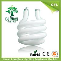 5W 7W 9W 12W 13W Mixed powder T3 CFL Glass Tube Spiral For Energy Saving Lamp Manufactures
