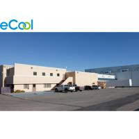 Low Temperature Frozen Food Storage Warehouses For Cargo Distribution Center Manufactures