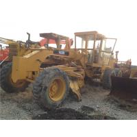 used motor grader Caterpillar 140H for sale in Shanghai, China Manufactures