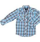 China Beautiful Yarn Dyed Heavy Weight Brushed kids 100% Cotton Plaid Flannel Shrit on sale