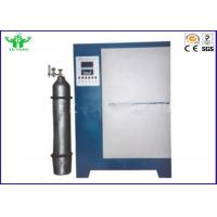 ASTMD4714 Digital Display Environmental Test Chamber / Concrete Carbonization Tester Manufactures