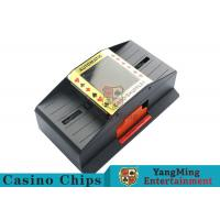 Texas Holdem Playing Card Shuffler Lightweight Easy Carry For Small Card Games