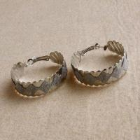 2013 Fashion Jewelry/Waves Hoop Earrings for Women, Best Seller, Unique Design Manufactures