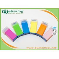 Auto Press Single Use Blood Lancets For Blood Glucose Testing Easy Handling Manufactures