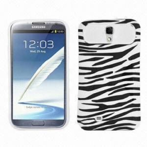Crystal Diamond/Bling Hard Mobile Phone Case for Motorola Droid RAZR MAXX, Comes in Zebra Design Manufactures