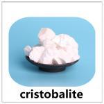 silica quartz sio2 98 sibelite m3000 cristobalite Silicone rubber industry Manufactures