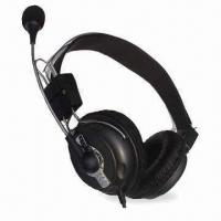 Wired Computer Headset with Mic and High Stereo Sound Manufactures