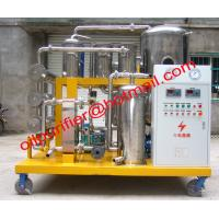 Buy cheap Used cooking oil purifier, Vegetable Oil Filtration System, Ediable Oil from wholesalers