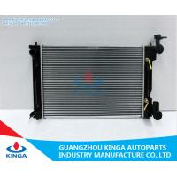 Replacement 2007 Toyota Radiator COROLLA PA16 / AT Aluminum Core OEM 16400-0T040 Manufactures