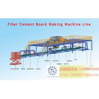 China Fiber Cement board panel machine production line on sale