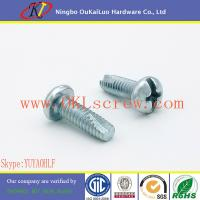 Buy cheap Phillips Pan Head Type 23 Thread Cutting Screws from wholesalers