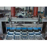 China Steel Roof Tile Forming Machine, Roofing tile forming machine For 0.3-0.7mm Material on sale