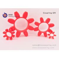 GR profile PU material elastic spiders for shaf coupling blue red green yelow color Manufactures