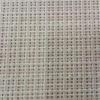 China Flame Resistant PVC Furniture Fabric 2X2 Woven Polyester Mesh High Durability on sale