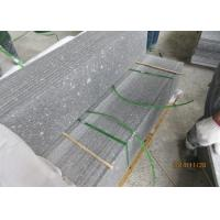 Customized Granite Paving Tiles , Pearl Grey Granite Floor Tiles Building Material Manufactures
