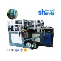 China Raw Material 135 - 450gsm Paper Tube Forming Machine Energy Saving With Ultrasonic on sale