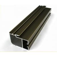 2500T Extrusion Aluminum Window Profiles with Natural Oxidation Manufactures