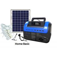 Home Lighting Home Solar Energy System Multifunctional With USB Optupt Manufactures