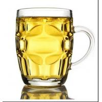 Quality Big Beer Mug Whiskey Glass Cups Classical One Dollar Glass 290ml 550ml for sale