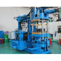 300 Ton Horizontal Rubber Injection Molding Machine Cyclic Control For Auto Rubber Components Manufactures