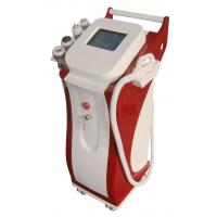 E - light IPL+ cavitation + monopolar rf + tripolar rf + vacuum multifunction machine Manufactures