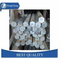 100 - 6000mm Length Aluminium Solid Bar High Strength For CNC Machinery Manufactures